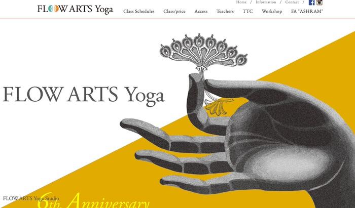 FLOW ARTS Yoga