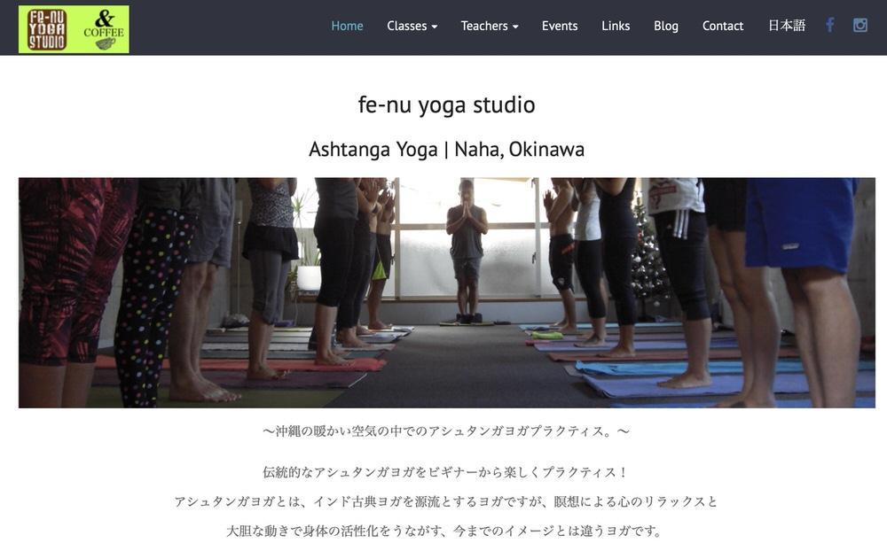 fe-nu Ashtanga Yoga Studio