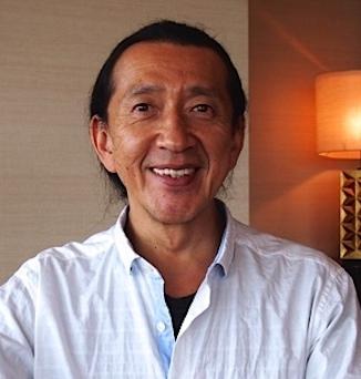 eri 1 ケンハラクマ × 横幕 真理 対談インタビュー「ケン先生のヨガストーリー」前半