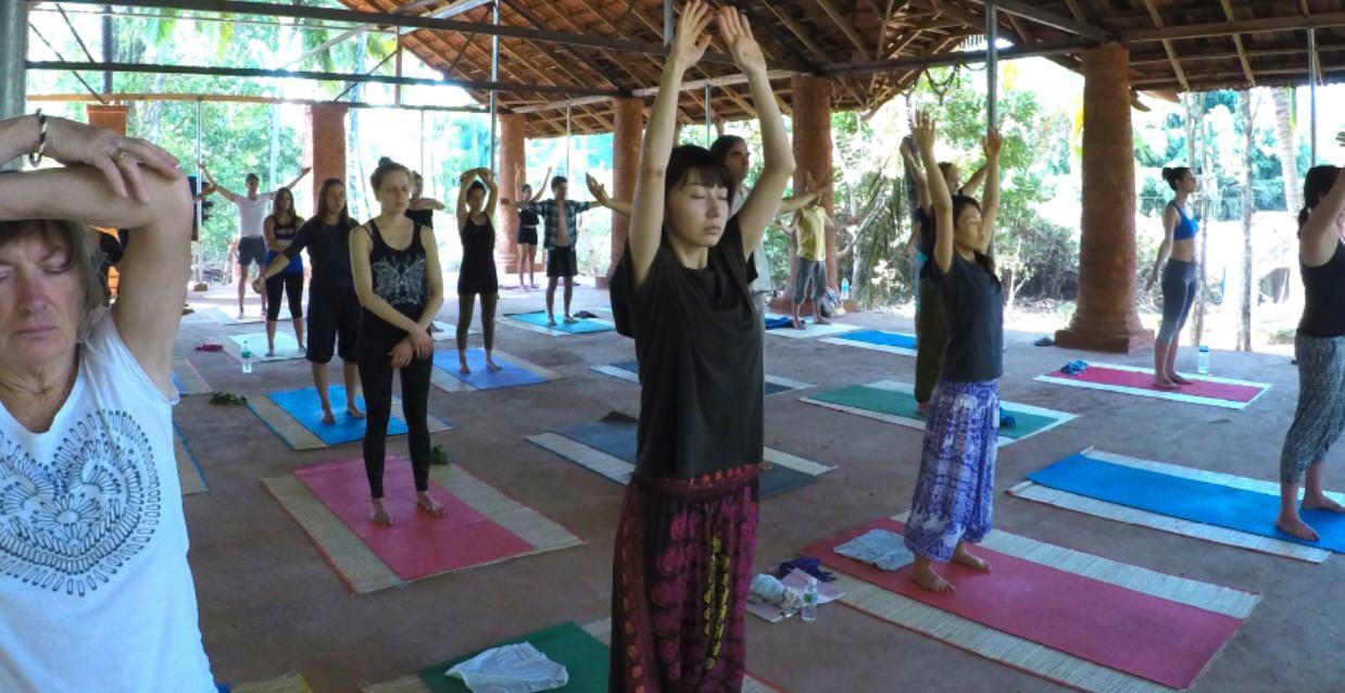 yoga おすすめヨガ合宿・リトリートヨガ【15選】大自然の中で瞑想や断食を体験!